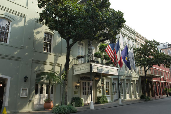 Bienville House Hotel in New Orleans
