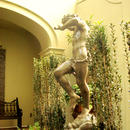 Bienville House Hotel French Quarter Statue