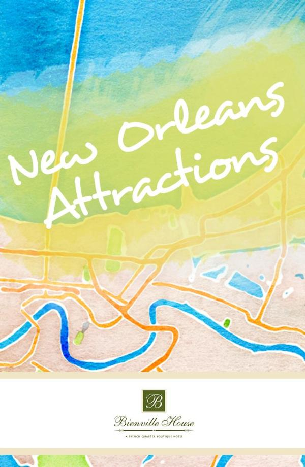 French Quarter Attractions and Things To Do in New Orleans