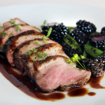 Blackberry Lacquered Duck Breast