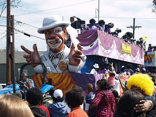 Experience Mardi Gras in New Orleans 2017