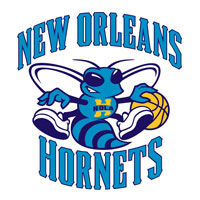 New Orleans Hornets Basketball Logo