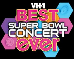 Super Bowl 47 XLVII Concert Series Logo