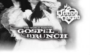 House of Blues New Orleans Sunday Gospel Brunch
