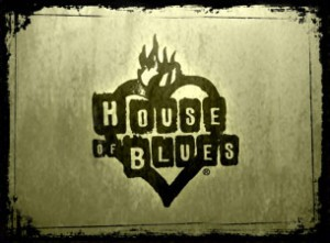 House of Blues New Orleans logo