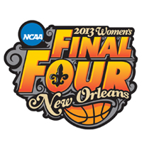 NCAA Women's Final Four 2013 New Orleans Logo