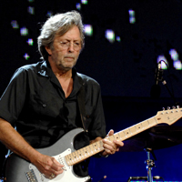 Eric Clapton Concert New Orleans Arena March 23, 2013