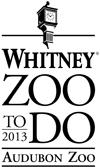 Audubon Zoo Whitney Zoo-To-Do New Orleans 2013 Logo