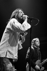 Black Crowes New Orleans Music
