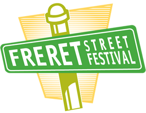 Freret Street Festival New Orleans Logo