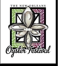 New Orleans Oyster Festival 2013 Logo