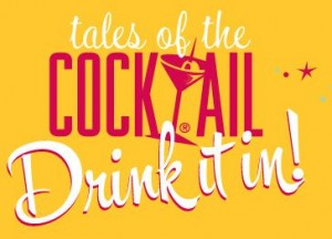 Tales of the Cocktail New Orleans 2013 Logo