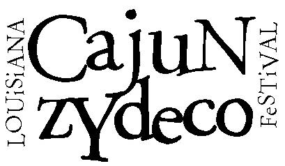 Louisiana Cajun-Zydeco Festival New Orleans Logo