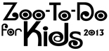 Audubon Zoo Zoo-To-Do For Kids New Orleans 2013 Logo