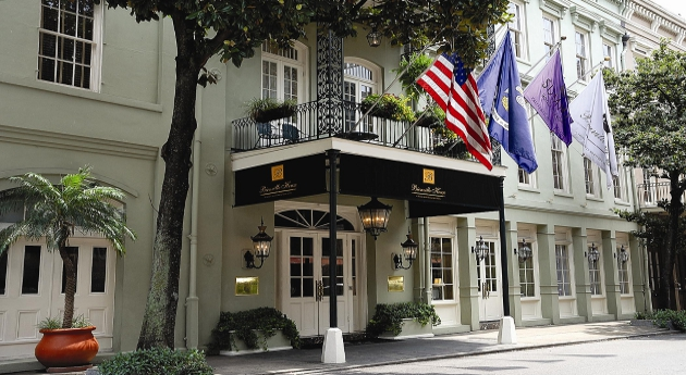 Bienville House Hotel French Quarter New Orleans Exterior