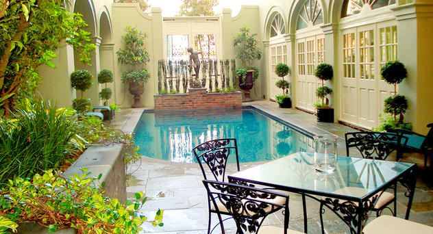 Bienville House Hotel French Quarter New Orleans Hotel Pool
