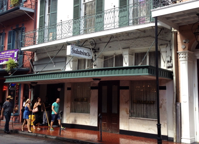 "Experience one of the ""Grand Dames"" of New Orleans Creole dining: Galatoire's. (Photo via Flickr user Mitzi Young)"