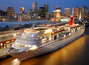 New Orleans Vacation Hotel Cruise Parking Shuttle Package