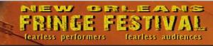 New Orleans Fringe Fest 2013 Logo