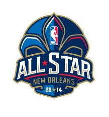 2014 NBA All-Star Game in New Orleans