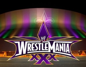 WWE WrestleMania XXX New Orleans