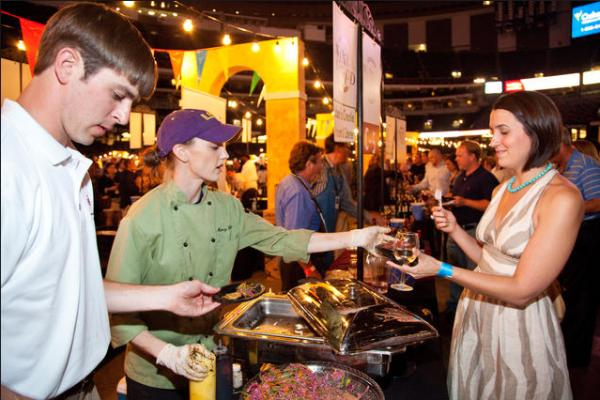 NOWFE 2014: New Orleans Wine and Food Experience