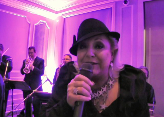 Lena Prima, daughter of legendary Louis Prima, kicks off the free Jazzy Jam music series at the Carousel Bar & Lounge on Friday, April 22. (Photo courtesy YouTube)