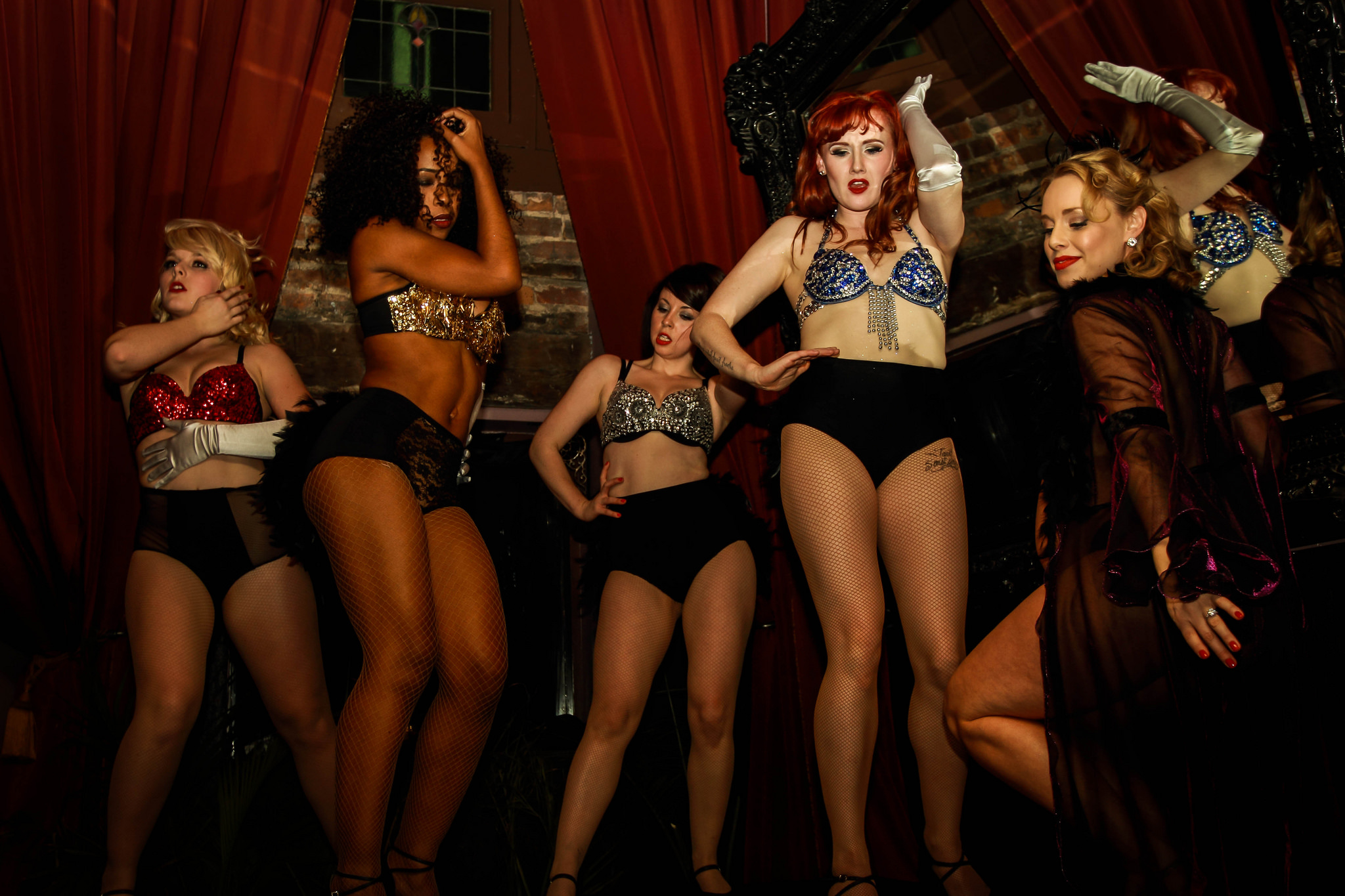 You can watch a burlesque show in New Orleans nearly every night of the week. (Photo credit: DivaGirl)