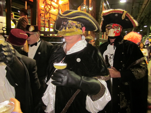 Celebrate Twelfth Night in New Orleans!
